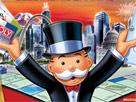 Monopoly oyunu, 2 ki�iyle de oynan�r.