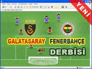 Galatasaray fenarbahçe derbisi